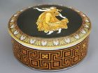 Wedgwood - Round Box, Etruscan Dance